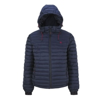 Blaze Wear Men's Traveller Jacket - Navy