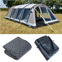 Kampa Croyde 6 Classic Air Pro Tent Package Deal 2019