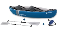 Sevylor Adventure Kit Inflatable Kayak 2019