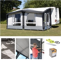Kampa Dometic Club Air PRO 450 Awning Package Deal 2019