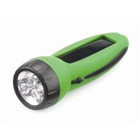 Gelert Solar Power Torch 3 LED