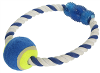 Regatta Tennis Ball Dog Wagger