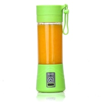 Camping World Portable Rechargeable Battery Juice Blender