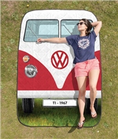 VW Quilted Picnic Rug