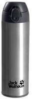 Jack Wolfskin Thermolite Bottle  (Option: Steel Grey)