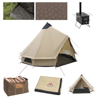 Robens Klondike Tipi Ultimate Tent Package