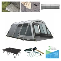 Outwell Montana 6P Ultimate Tent Package