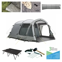 Outwell Nevada 5P Ultimate Tent Package