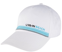 Urban Beach Flex-Fit Horizon Cap (Option: White)