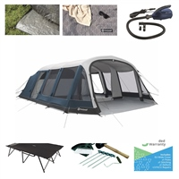 Outwell Stone Lake 7ATC Ultimate Tent Package