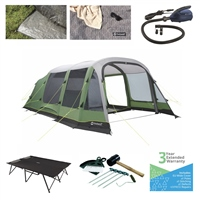 Outwell Chatham 6A Ultimate Tent Package