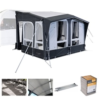 Kampa Dometic Club AIR All Season 330 Caravan Awning Package Deal 2020