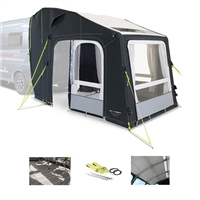 Kampa Dometic Rally AIR Pro 240 Tailgater Awning Package Deal 2020