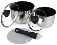 Kampa Dometic Stacker Cook Set