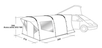Easy Camp Wimberly Driveaway Awning 2020