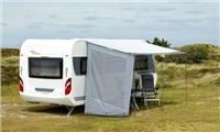 Isabella Shadow Touring Sun Canopy 2020 (Option: Sun Canopy Side Wall)