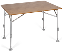 Kampa Dometic Bamboo Large Table