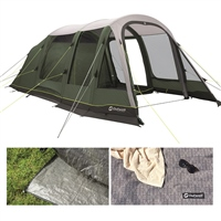 Outwell Parkdale 4PA Air Tent Package Deal 2021