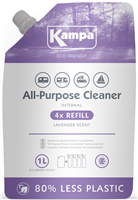 Kampa Interior All Purpose Cleaner (Option: 1L Refill Pouch)