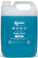 Kampa Blue Toilet Fluids (Option: 2.5L Bottle)