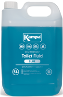 Kampa Blue Toilet Fluids (Option: 5L Bottle)
