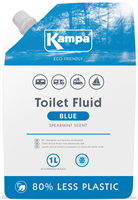 Kampa Blue Toilet Fluids (Option: 1L Eco Pouch)