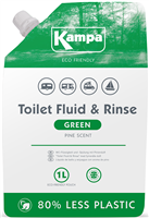 Kampa Green Toilet Fluid & Rinse