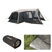 Outwell Airville 4SA Air Tent Package Deal 2020