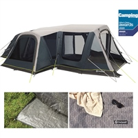 Outwell Airville 6SA Air Tent Package Deal 2020