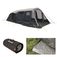 Outwell Lakeville 5SA Air Tent Package Deal 2020
