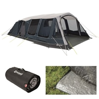 Outwell Lakeville 7SA Air Tent Package Deal 2020