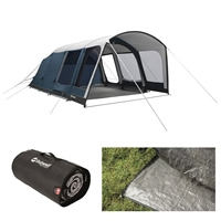 Outwell Rock Lake 5ATC Air Tent Package Deal 2020