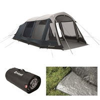 Outwell Stone Lake 5ATC Air Tent Package Deal 2020