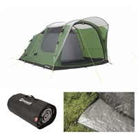 Outwell Franklin 5 Tent Package Deal 2020