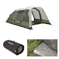 Outwell Willwood 5 Tent Package Deal 2020
