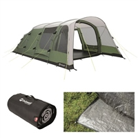 Outwell Willwood 6 Tent Package Deal 2020