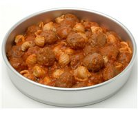 Wayfayrer Meatballs And Pasta In Tomato Sauce (NEW)