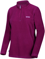 Regatta Sweethart Womens Fleece Dark Cerise 2021
