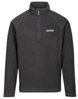 Regatta Montes Mens Half Zip Fleece Magnet 2021