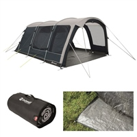 Outwell Rockland 5P Tent Package Deal 2020