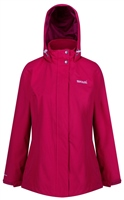 Regatta Daysha Womens Jacket Dark Cerise 2021