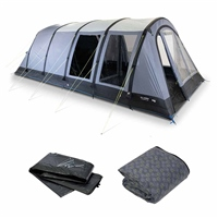 Kampa Dometic Wittering 6 Air Tent Package 2020