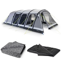 Kampa Dometic Studland 6 Classic Air Tent Package 2020