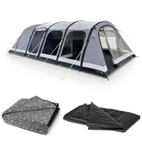 Kampa Dometic Studland 8 Classic Air Tent Package 2020