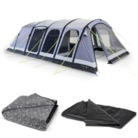 Kampa Dometic Studland 6 Air Tent Package 2020