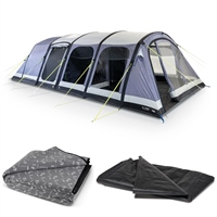 Kampa Dometic Studland 8 Air Tent Package 2020
