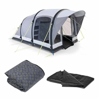 Kampa Brean 3 Classic Air Tent Package 2020