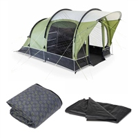 Kampa Brean 3 Tent Package 2020