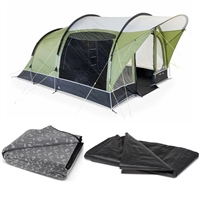 Kampa Brean 4 Tent Package 2020