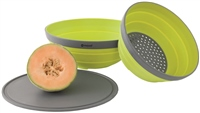 Outwell Collaps Bowl & Colander Set